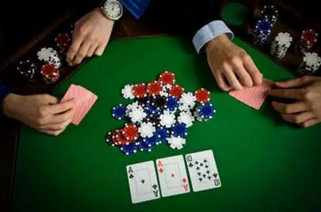 德州扑克资金管理
