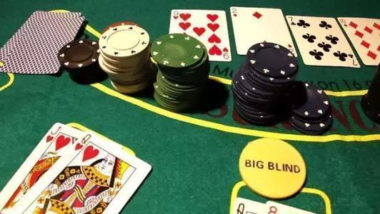 德州扑克赢了就跑