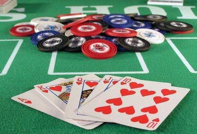 德州扑克中broadway是什么意思