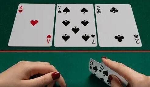 德州扑克诈唬