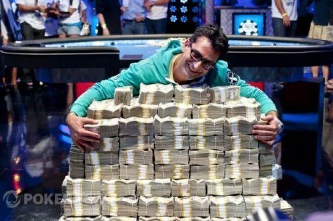 德州扑克比赛类型