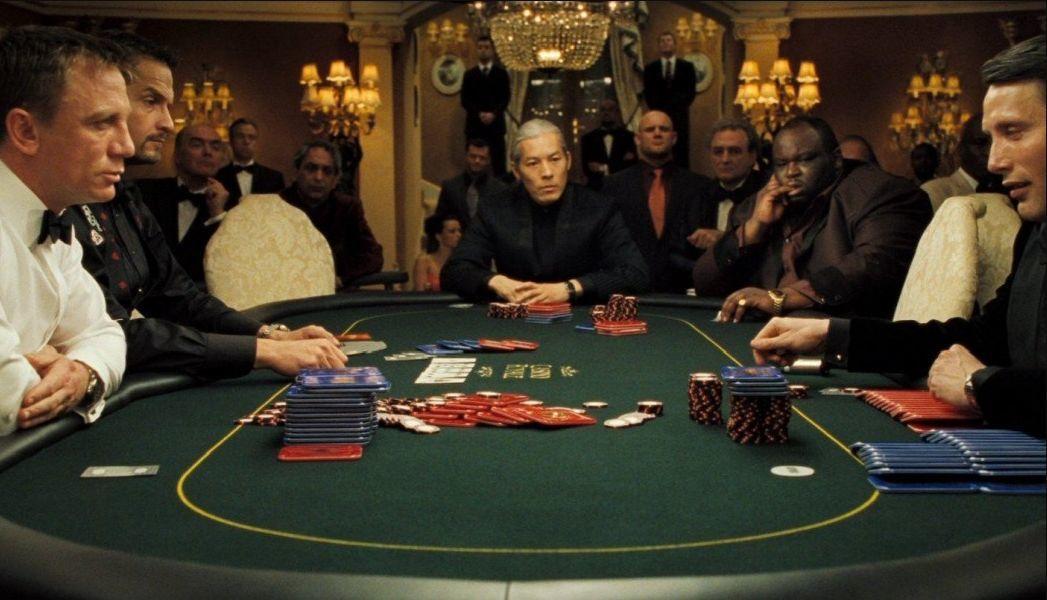 德州扑克博弈论